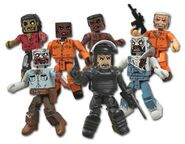 Walking Dead Minimates Series 3 Asst.