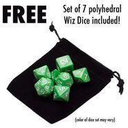 7 wiz dice