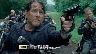 The Walking Dead Mid-Season Premiere Trailer