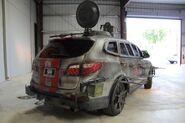 2013 Hyundai Santa Fe Zombie Survival Machine 9