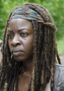 Michonne Thank You