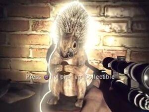 Sedalia Squirrel Clear