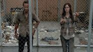 Rick and Lori talking in prison
