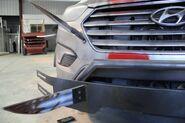 2013 Hyundai Santa Fe Zombie Survival Machine 11