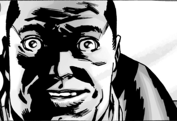 File:Issue 105 Negan Fascinated.png
