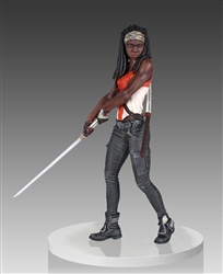 File:Michonne Statue (Gentle Giant).jpg