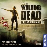 The Walking Dead- Der Widerstand, KOSMOS, 2014