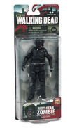 Walking Dead action figures TV series 4 Riot Gear Helmet Zombie 03