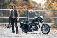 McFarlane Toys The Walking Dead TV Series 5 Daryl Dixon & Chopper Box Set 2