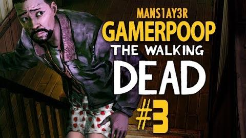 Gamer Poop - The Walking Dead ( 3)