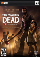 TWD GOTY PC Cover