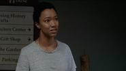 Sasha Williams Says Maggie Needs Jesus and Enid 7x14