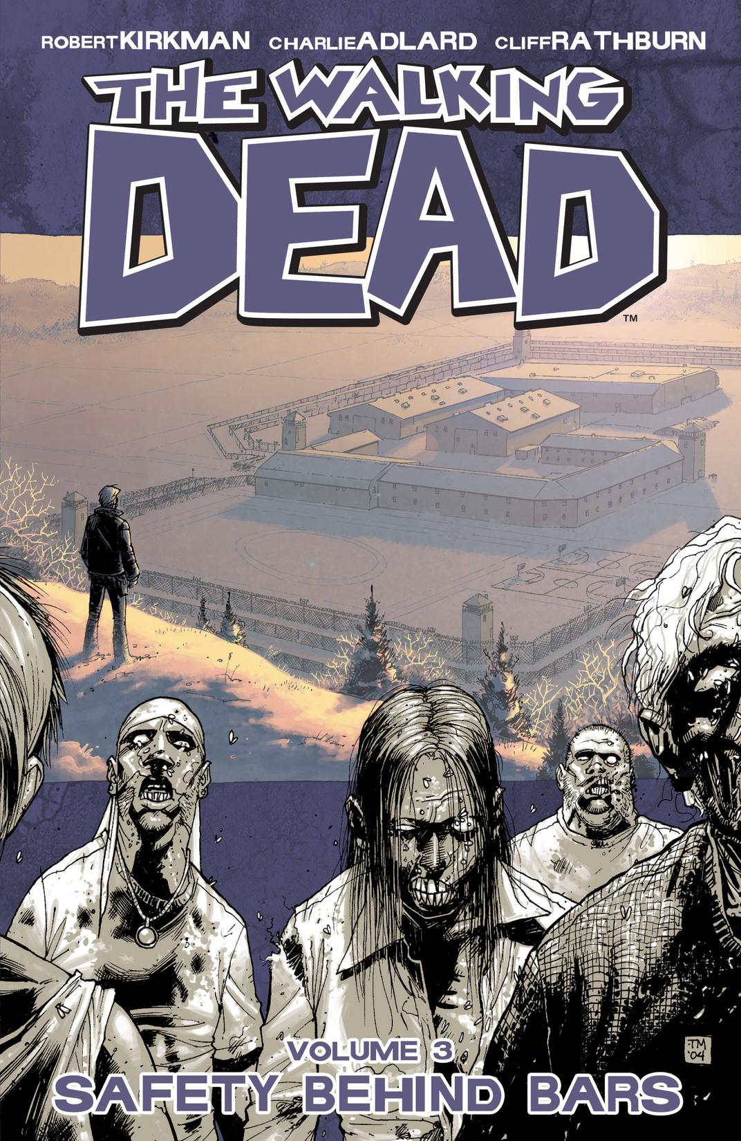 Image result for the walking dead volume 3