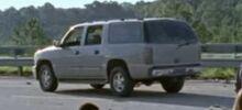 2000 Chevrolet Suburban TWD 7x09