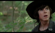5x02 Carl Shocked