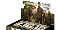 The Walking Dead Trading Cards Season Three Set 1