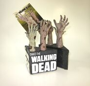 Zombie Hand Bookend 14