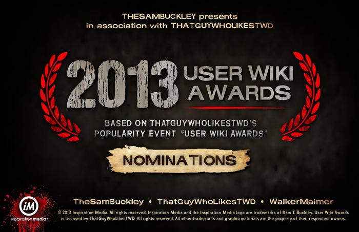 2013 UWA nominations