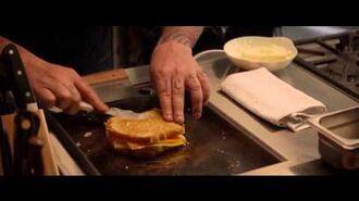 Chef 2014 - Grilled Cheese Scene with Jon Favreau