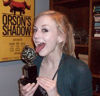 File:Emily Kinney licking.jpg