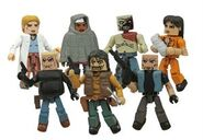 Walking Dead Minimates Series 4 Asst.