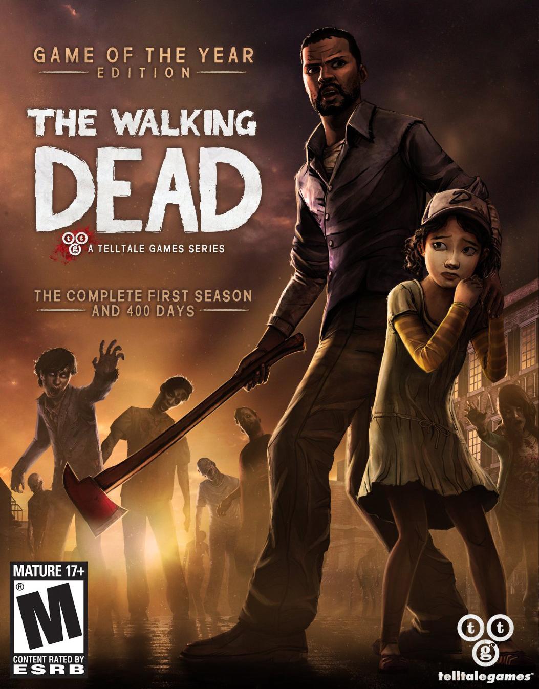 The Walking Dead Game, Season 1, 400 Days