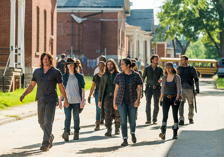 The Walking Dead 7x09