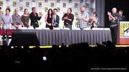 (2 of 5) The Walking Dead, San Diego Comic Con 2011