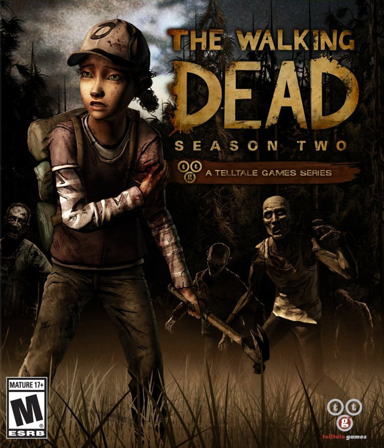 The Walking Dead 2 Player
