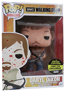 "File:9"" Bloody Daryl Dixon - Gemini Sticker.jpg"