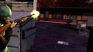 LRA Bandit 8 Fire