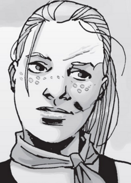 Andrea (Comic Series) | Walking Dead Wiki | Fandom powered ...