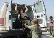 AMC 506 Daryl Kicks Walker