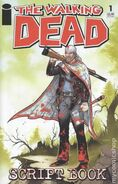 The Walking Dead Script Book