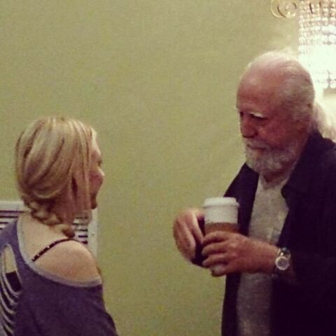 File:Emily talking with Scott holding a bottle of coffee.jpg