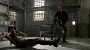 Michonne and Merle 3x11