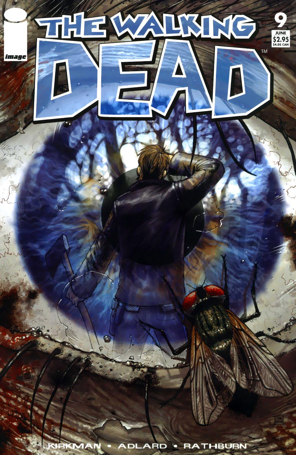 Issue 9 | Walking Dead Wiki | Fandom powered by Wikia