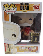 153 Headless Hershel Greene - Convention Sticker