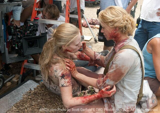File:The Walking Dead Being Filmed, 20.jpg