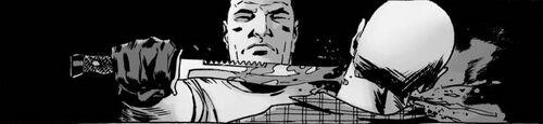 Negan kills David1