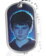 The Walking Dead - Dog Tag (Season 2) - CARL GRIMES 2