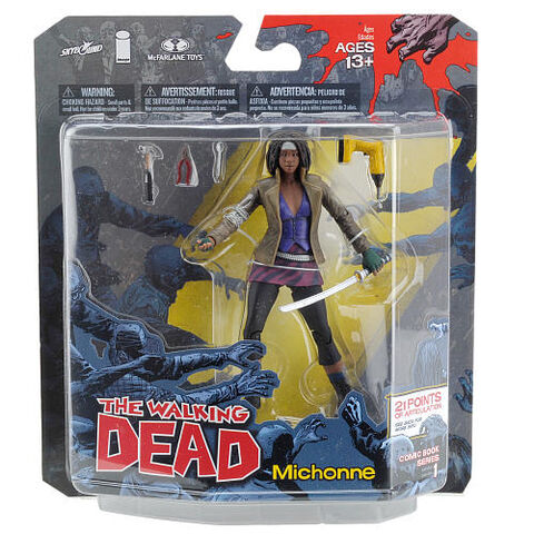 File:The Walking Dead Comic Series 1 5-inch Action Figure - Michonne box.jpg