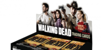 The Walking Dead Trading Cards Season One