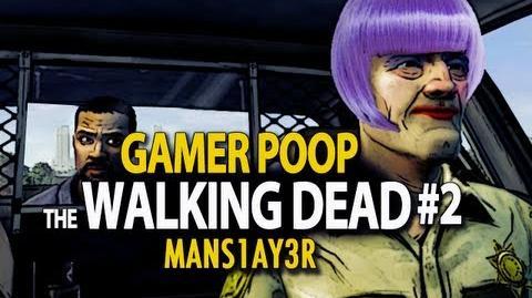 Gamer Poop - The Walking Dead ( 2)