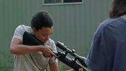 Sasha Williams Sniper Rifle 7x12