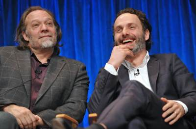 File:Paleyfest Nicotero and Lincoln.jpg