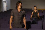 Daryl Dixon and Sasha Williams 709
