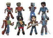 Walking Dead Minimates Series 2 Asst.