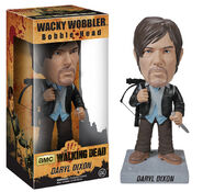 Wacky Wobbler - Biker Daryl Dixon