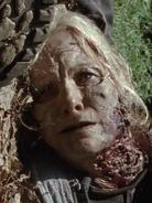 Season four achey woman dead